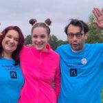 Virtuální Modrý běh pro Autis Centrum
